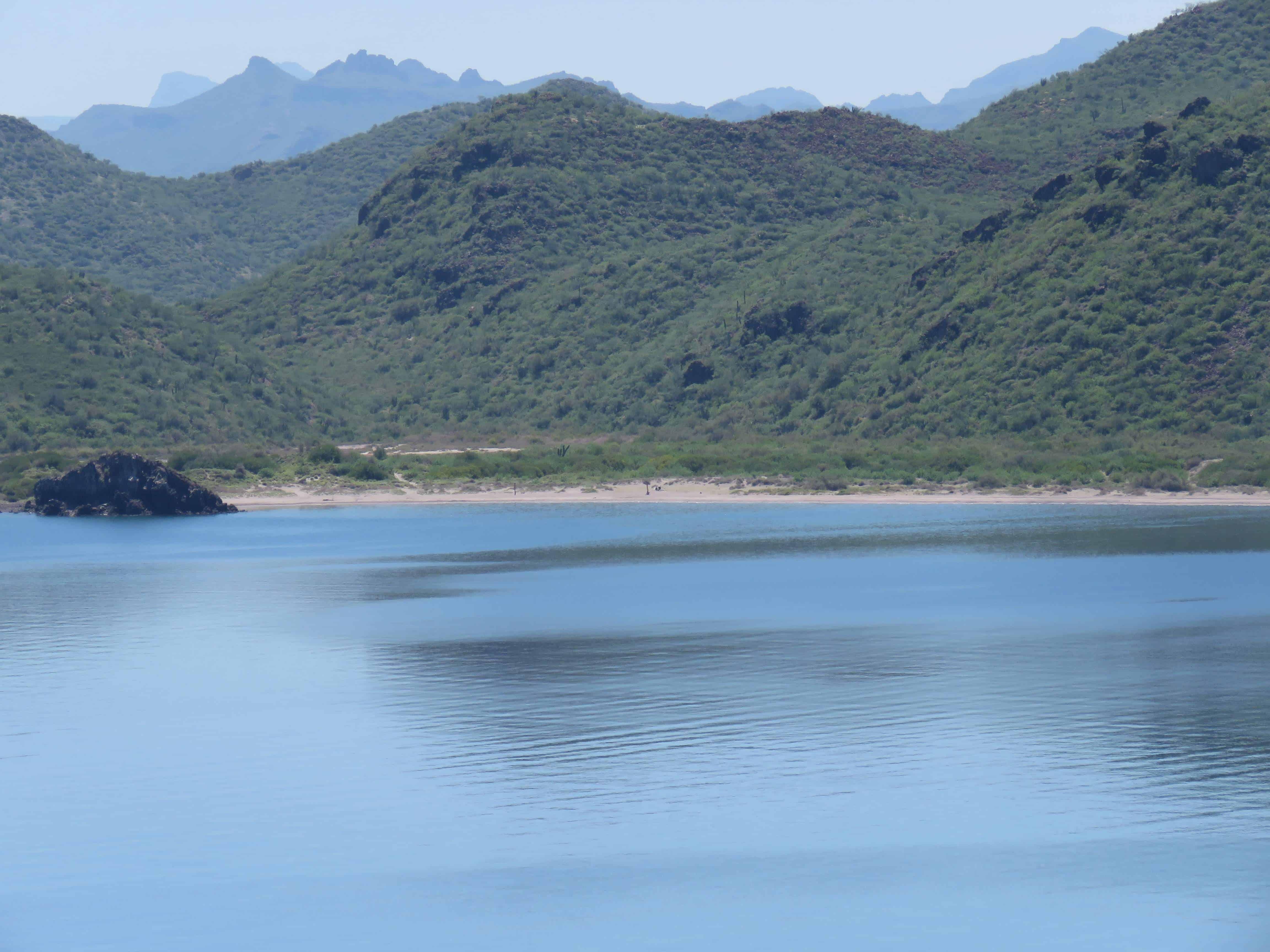 south of loreto